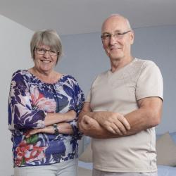 Claudine DUBOIS & Jean-Claude PACHE