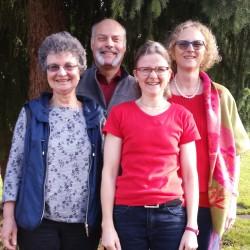 KOMMUNITÄT WILDBERG Irene, Karin & Christoph