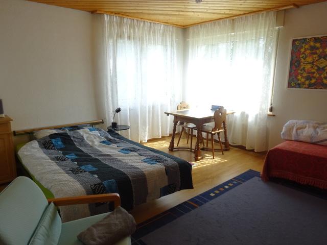 bnb bammatter z rich bed and breakfast switzerland. Black Bedroom Furniture Sets. Home Design Ideas